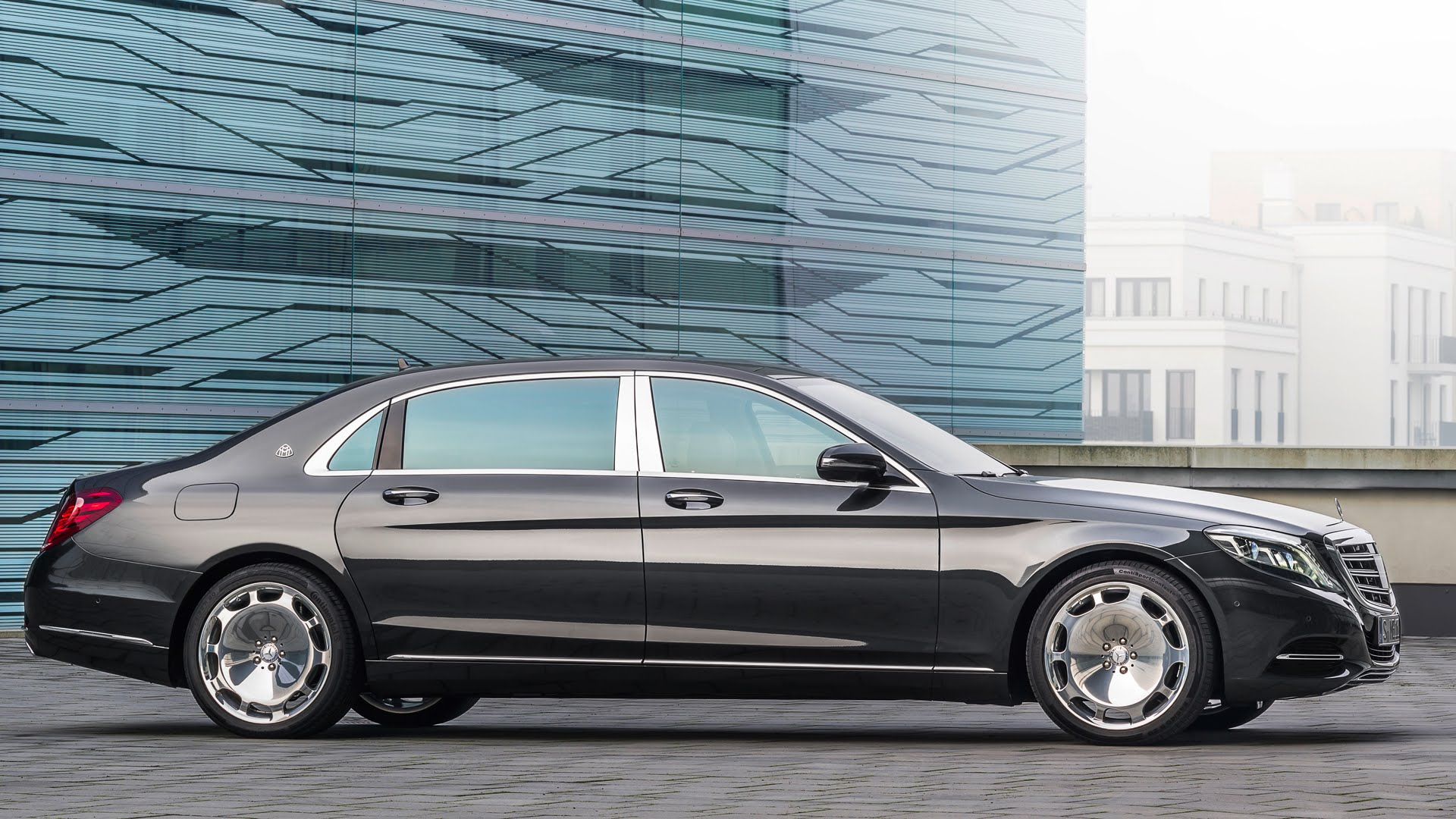 Mercedes-Maybach S-Class Wallpapers