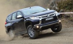 Mitsubishi Pajero Sport 3 Wallpapers