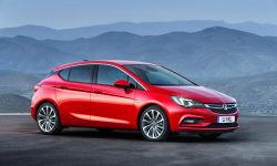 Opel Astra K Wallpapers