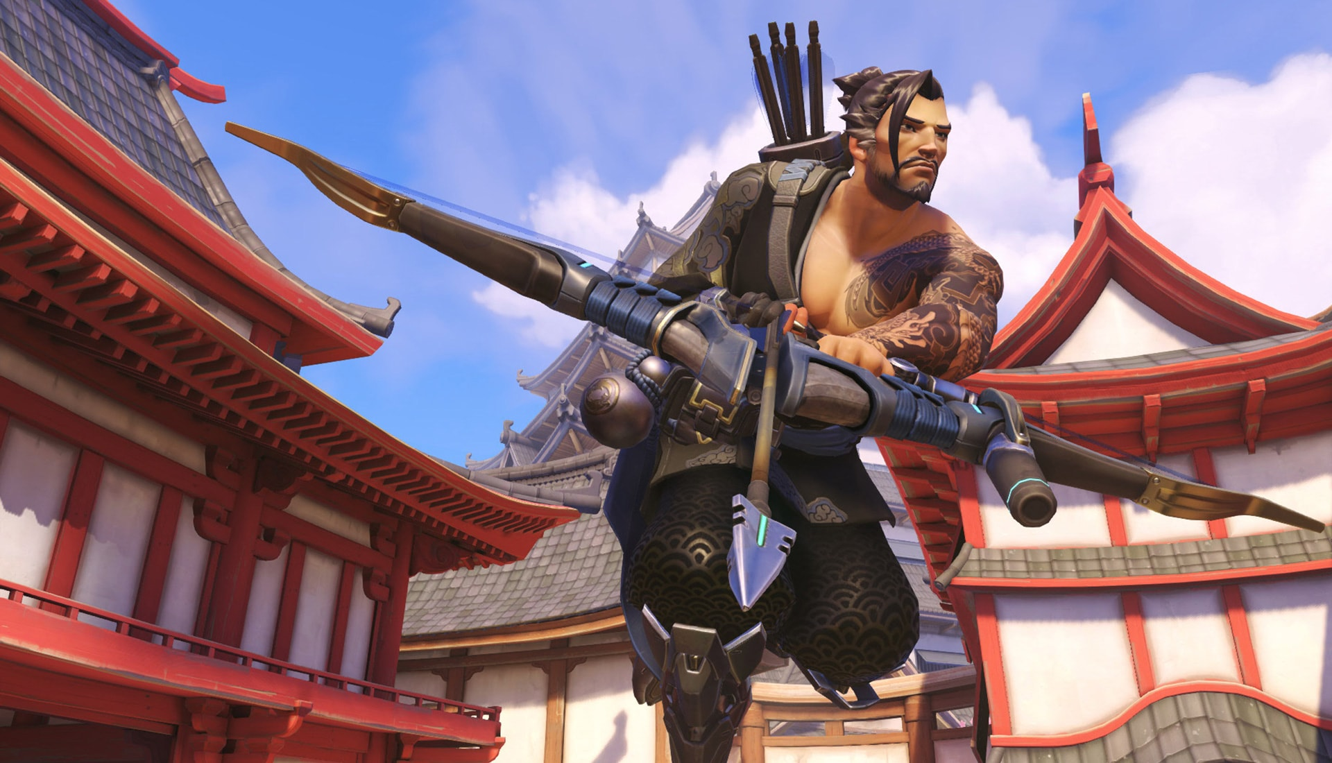 Overwatch : Hanzo Wallpapers