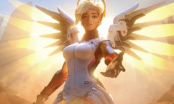 Overwatch : Mercy Wallpapers