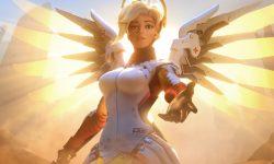 Overwatch : Mercy Wallpapers