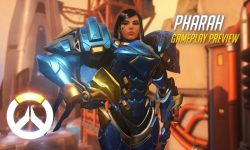 Overwatch : Pharah Wallpapers