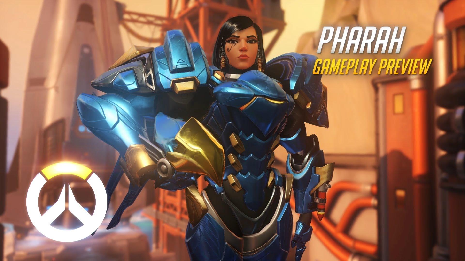 Overwatch : Pharah Wallpapers
