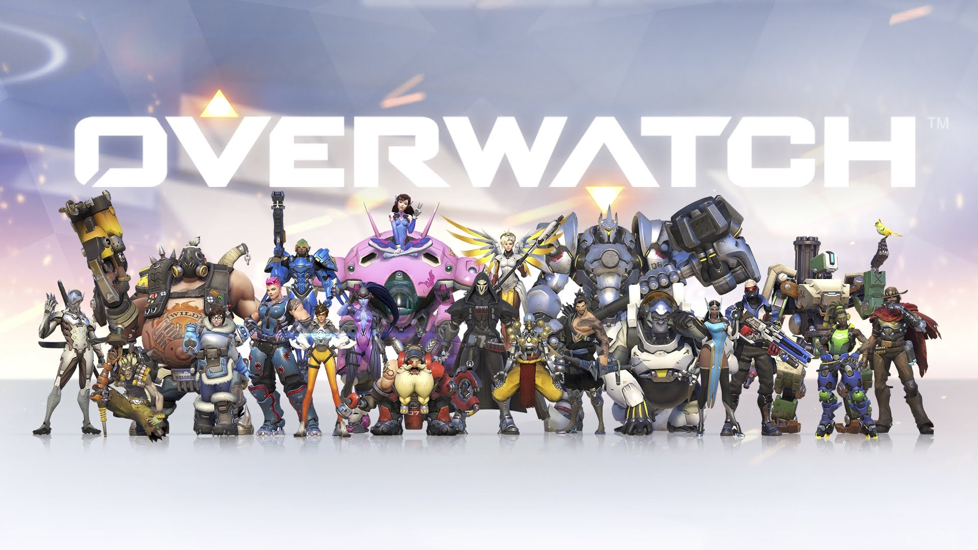 Overwatch Hd Wallpapers 7wallpapers Net