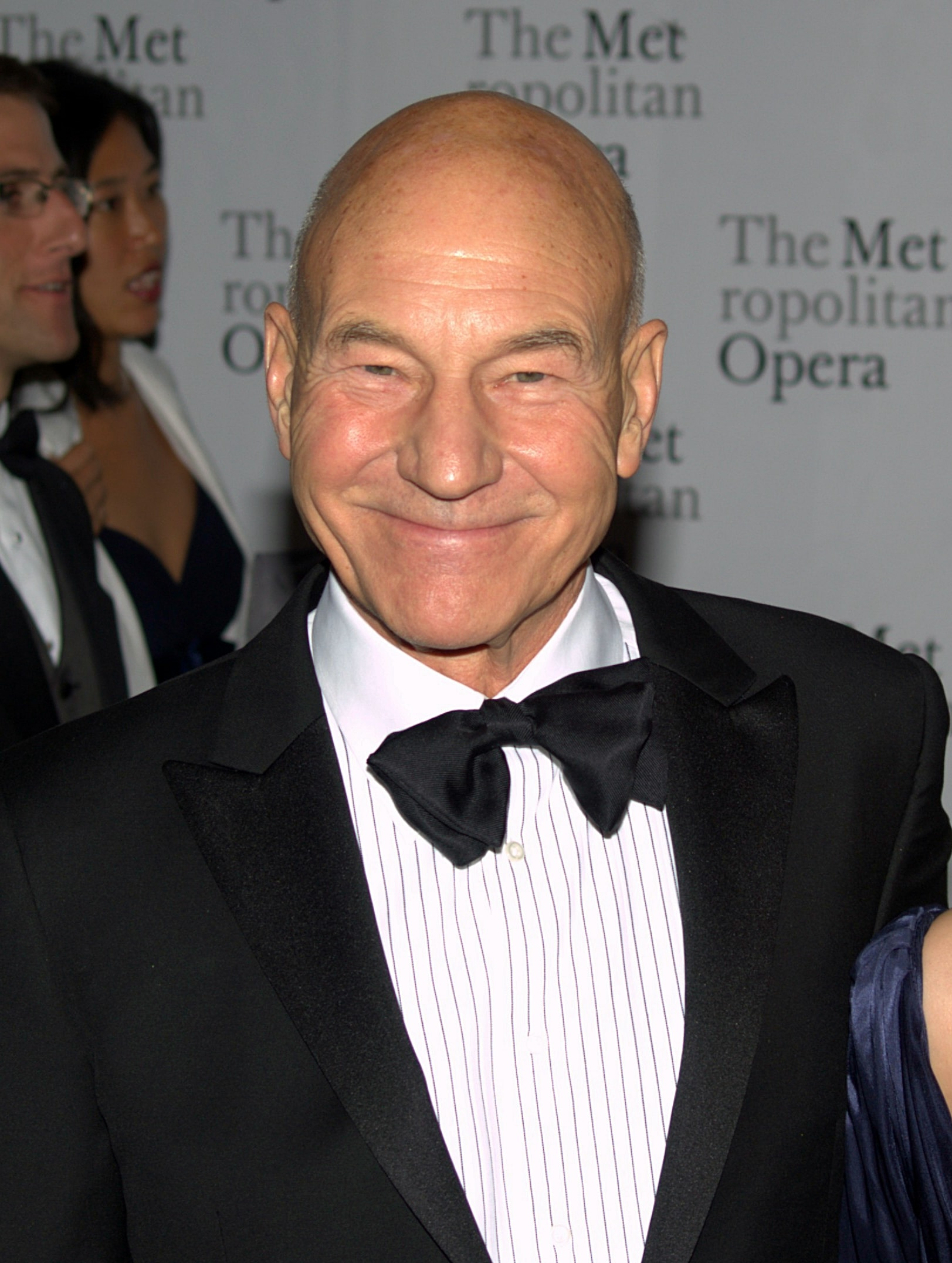 Patrick Stewart Wallpapers