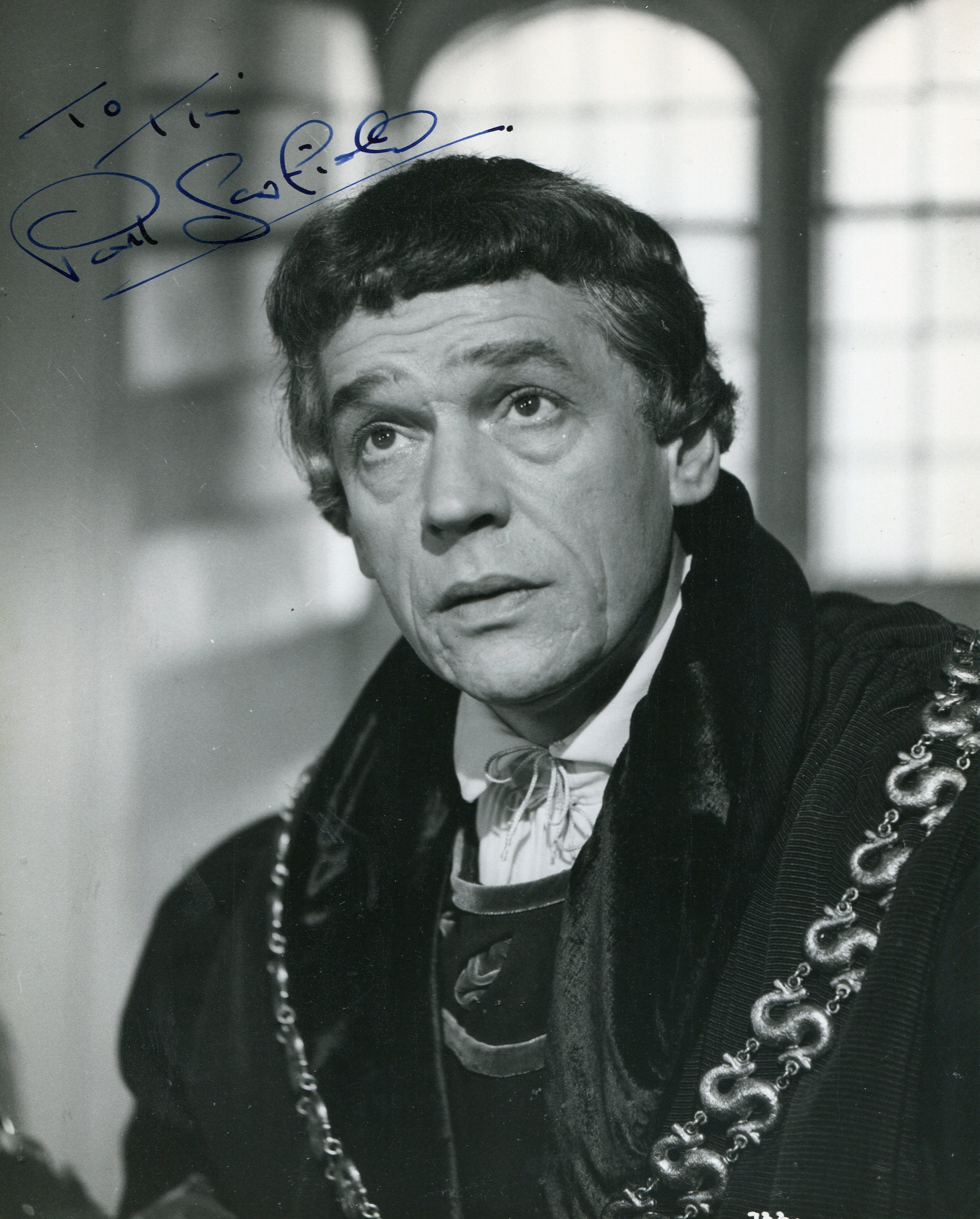 paul scofield actor