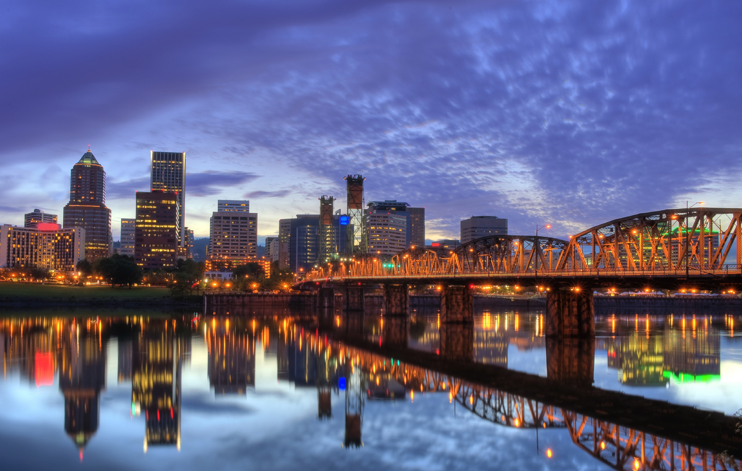 Portland HD Desktop Wallpapers