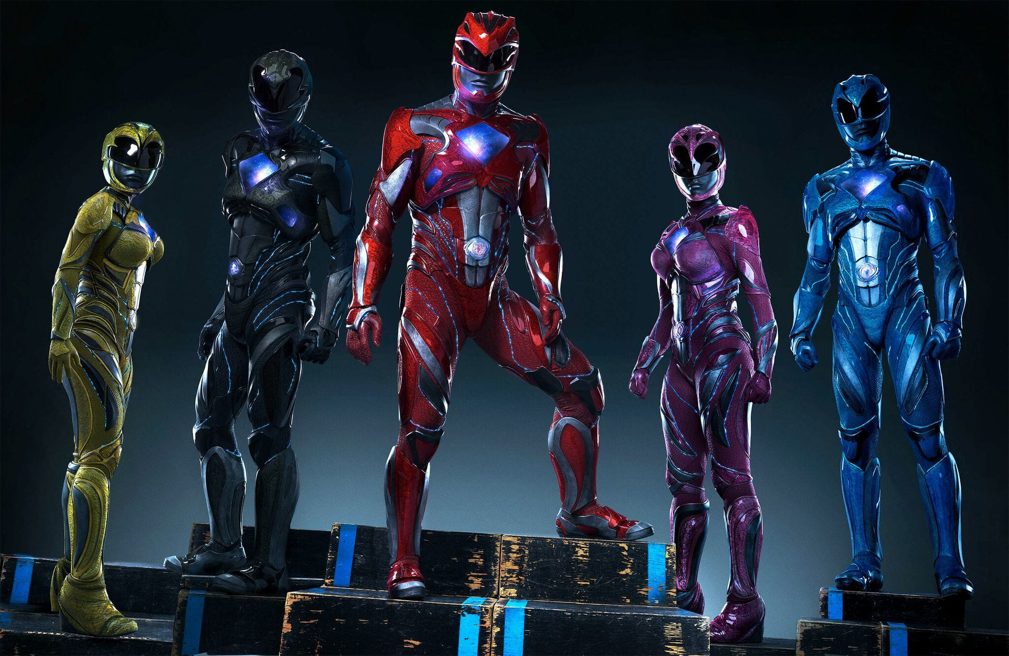 Power Rangers Wallpapers