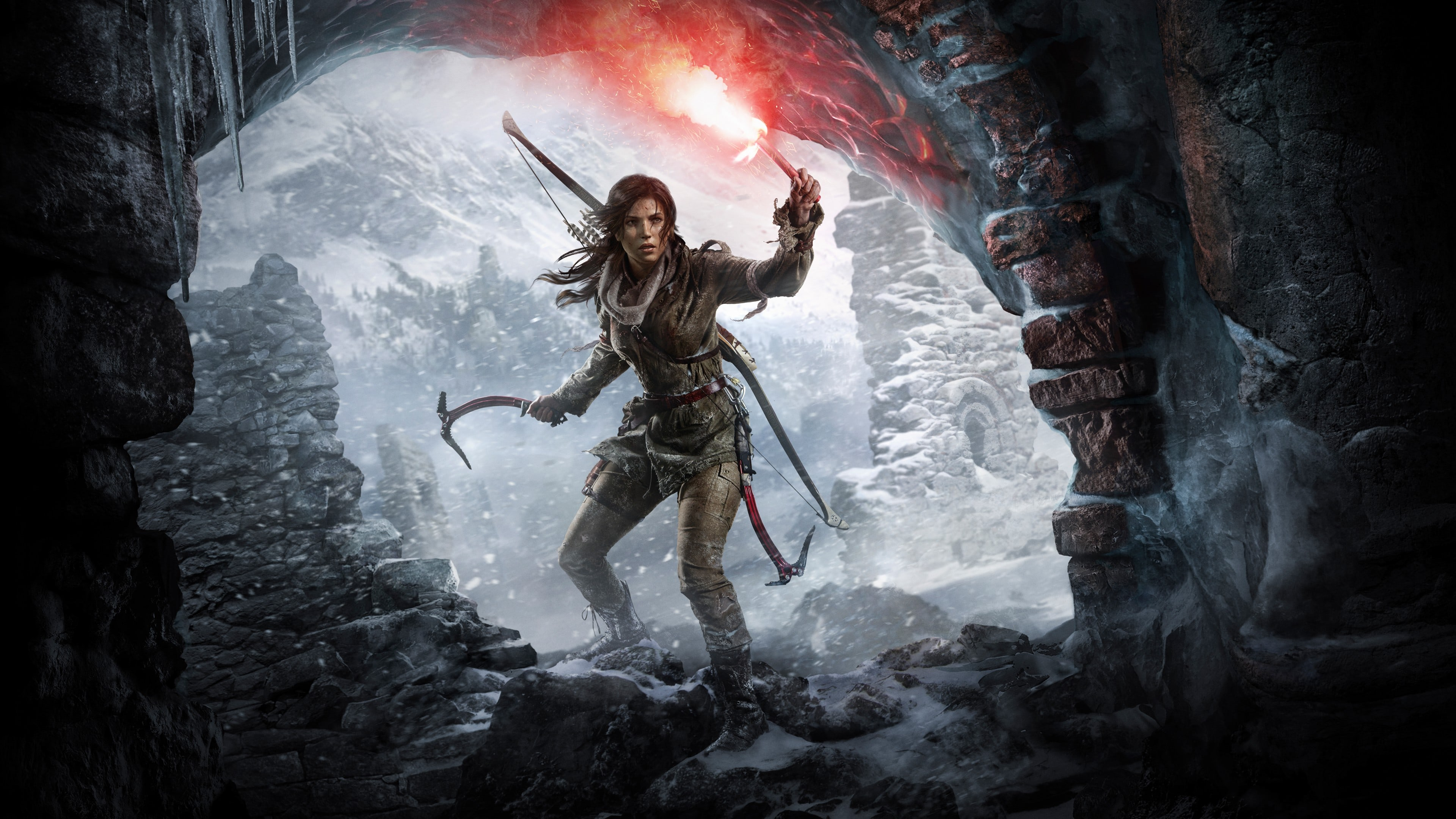 Rise of the Tomb Raider Wallpapers
