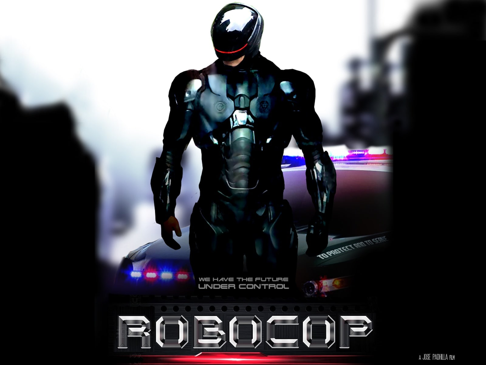 RoboCop 2014 Wallpapers