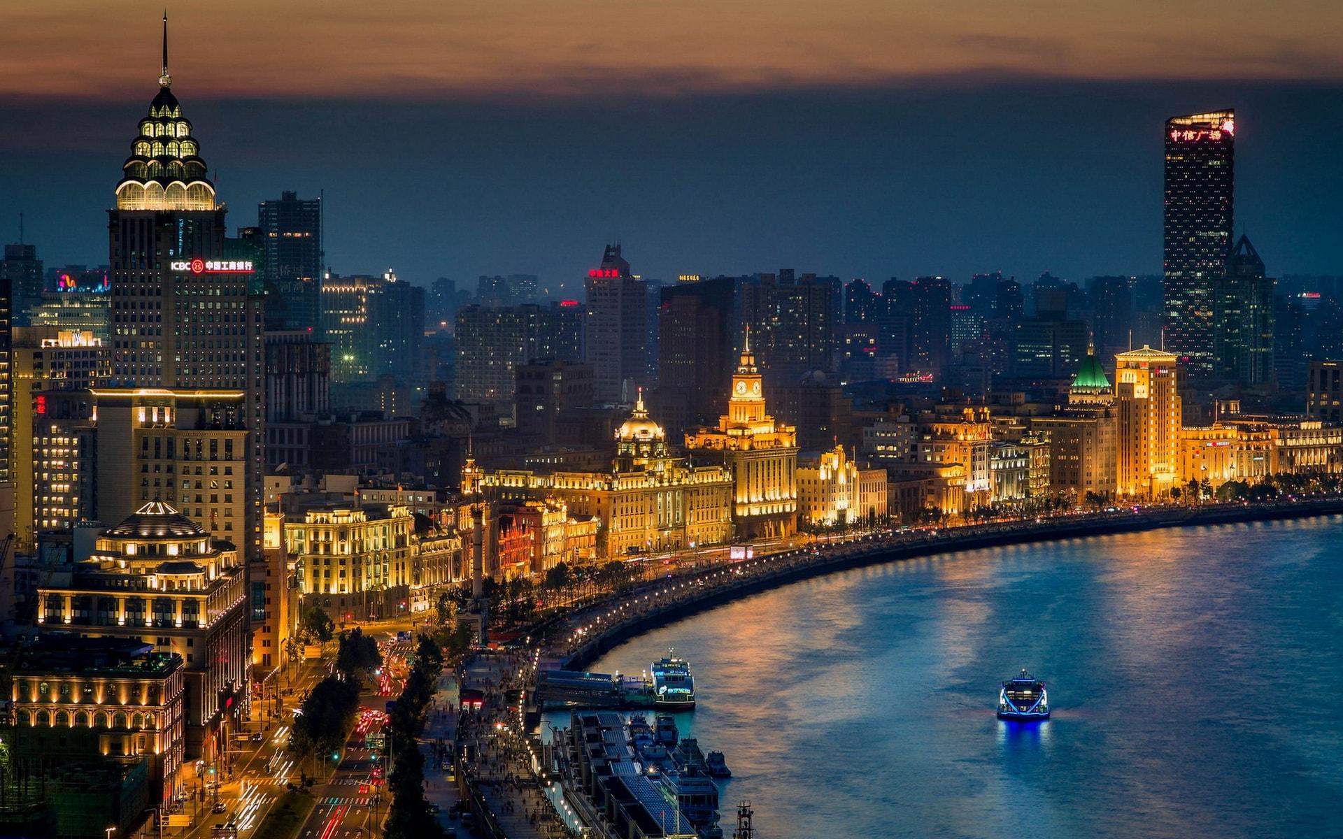 Shanghai Wallpapers