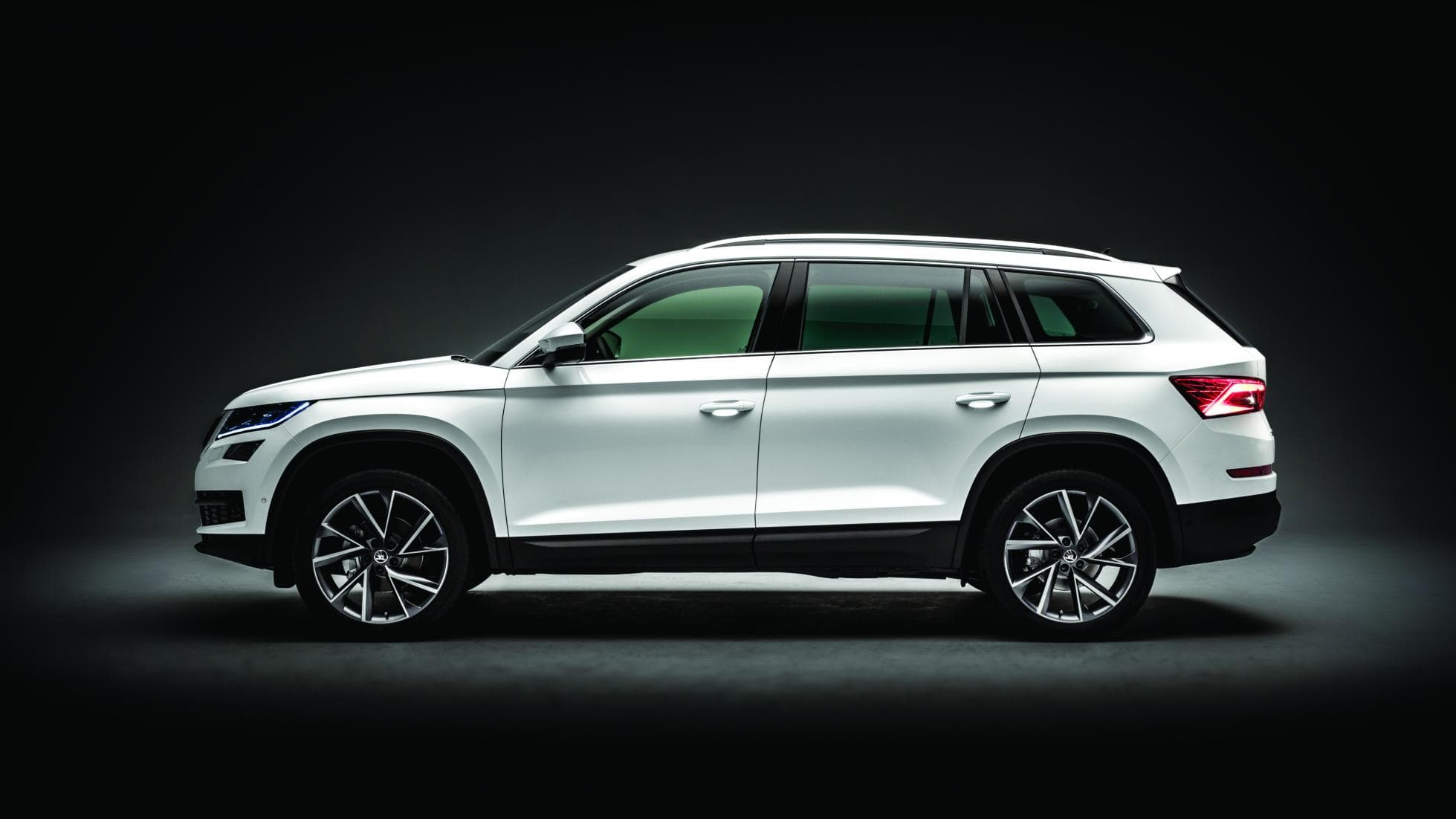 Skoda Kodiaq Wallpapers