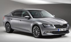 Skoda Superb 3 Wallpapers