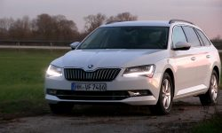 Skoda Superb Combi 3 Wallpapers