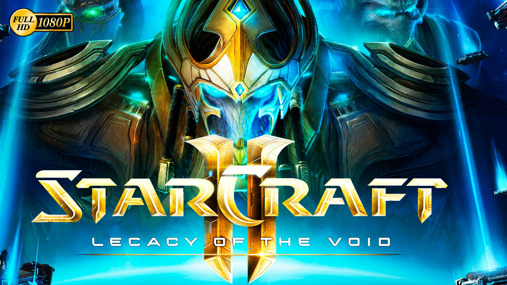 StarCraft 2: Legacy of the Void Wallpapers