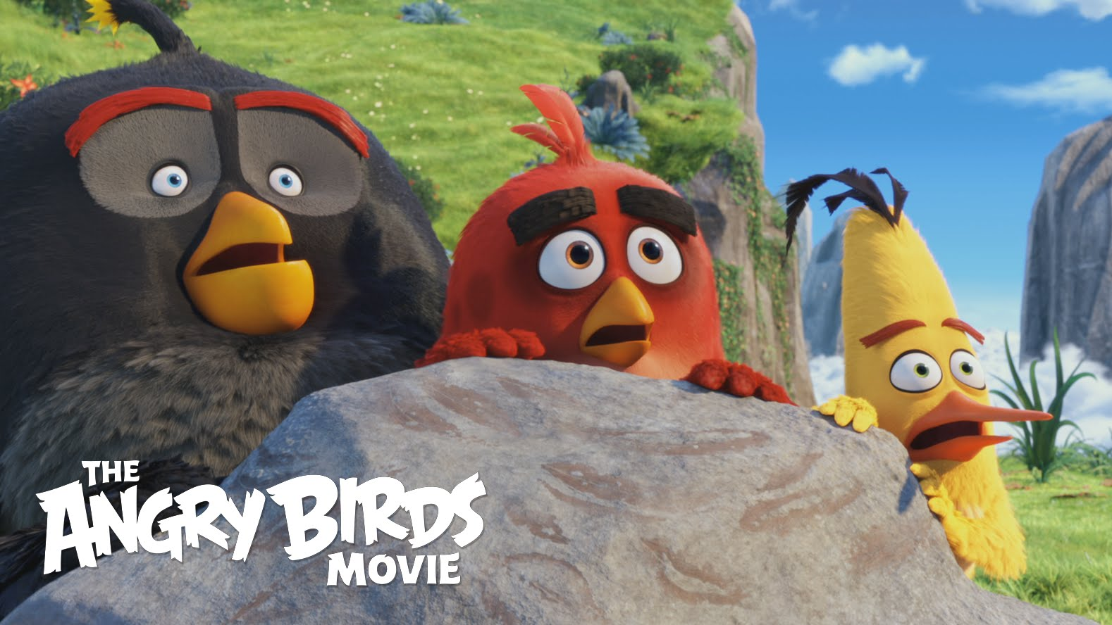 The Angry Birds Movie Wallpapers