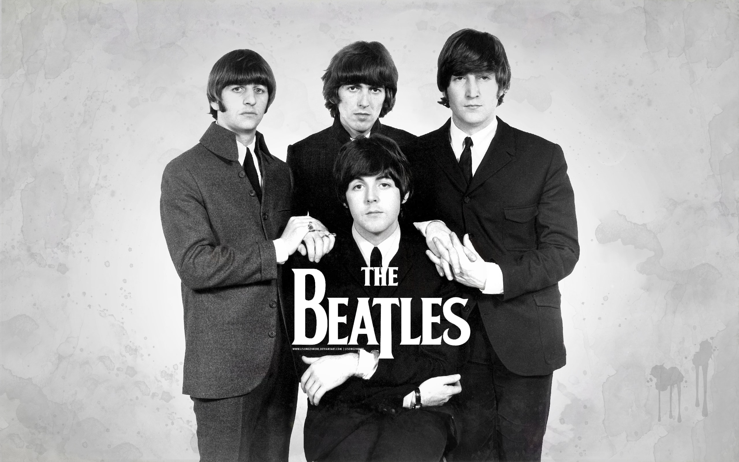 The Beatles HD Desktop Wallpapers