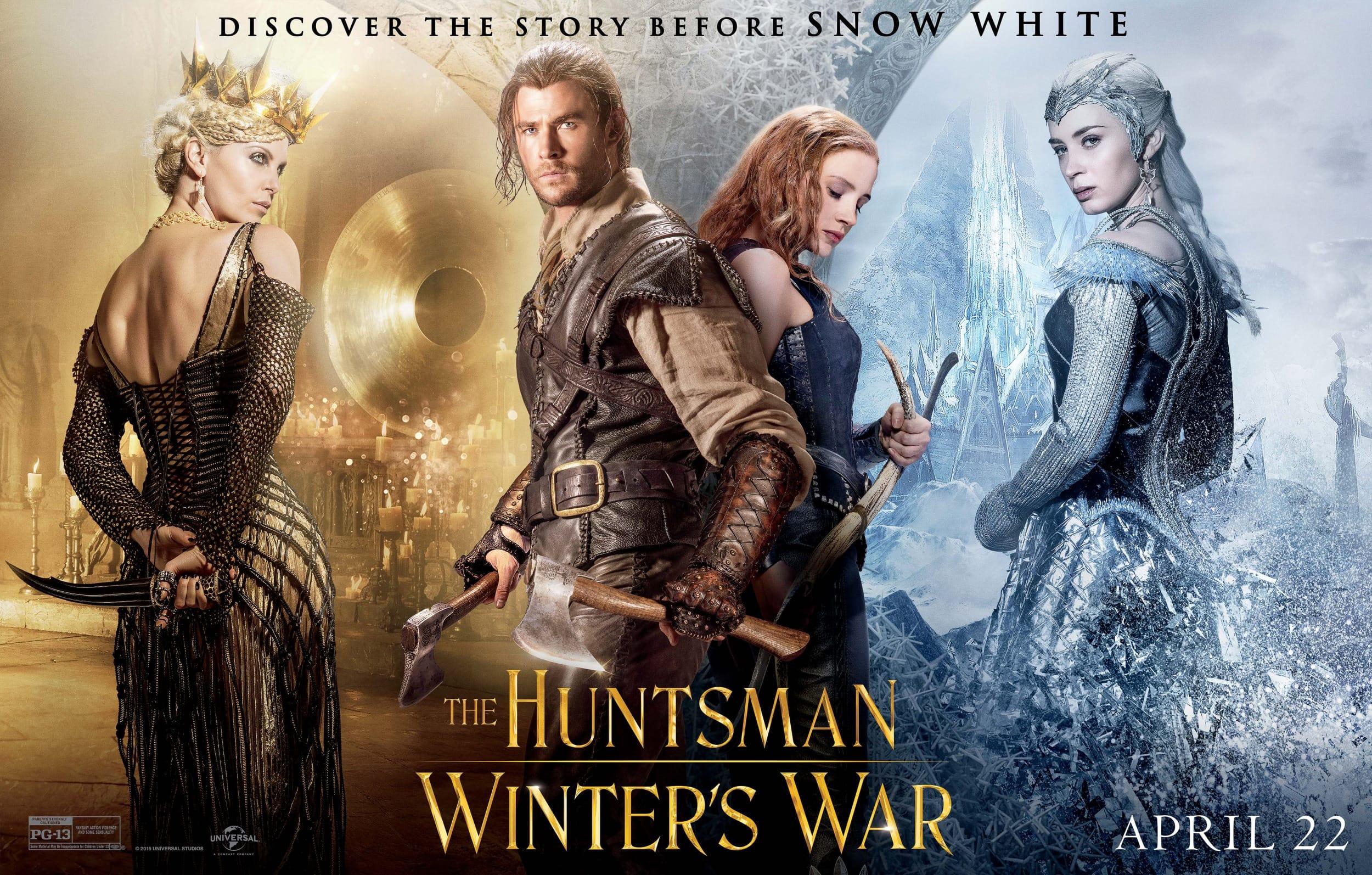 The Huntsman: Winter's War Wallpapers
