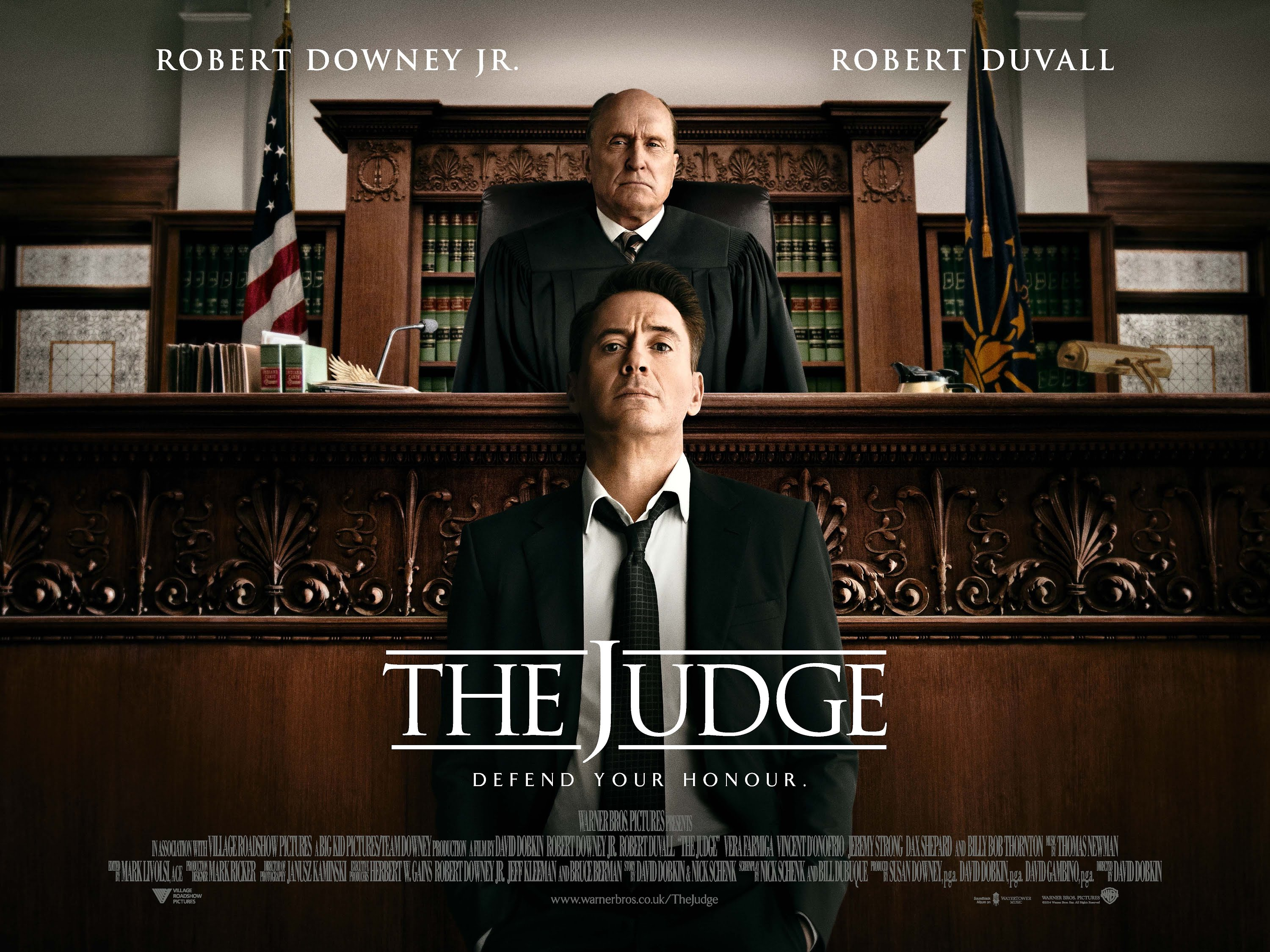 The Judge Wallpapers