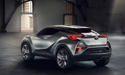 Toyota C-HR Wallpapers