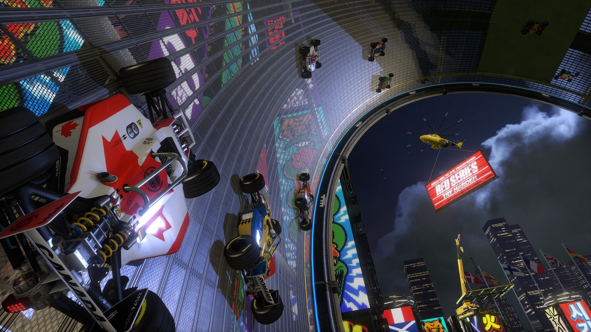 Trackmania Turbo Wallpapers