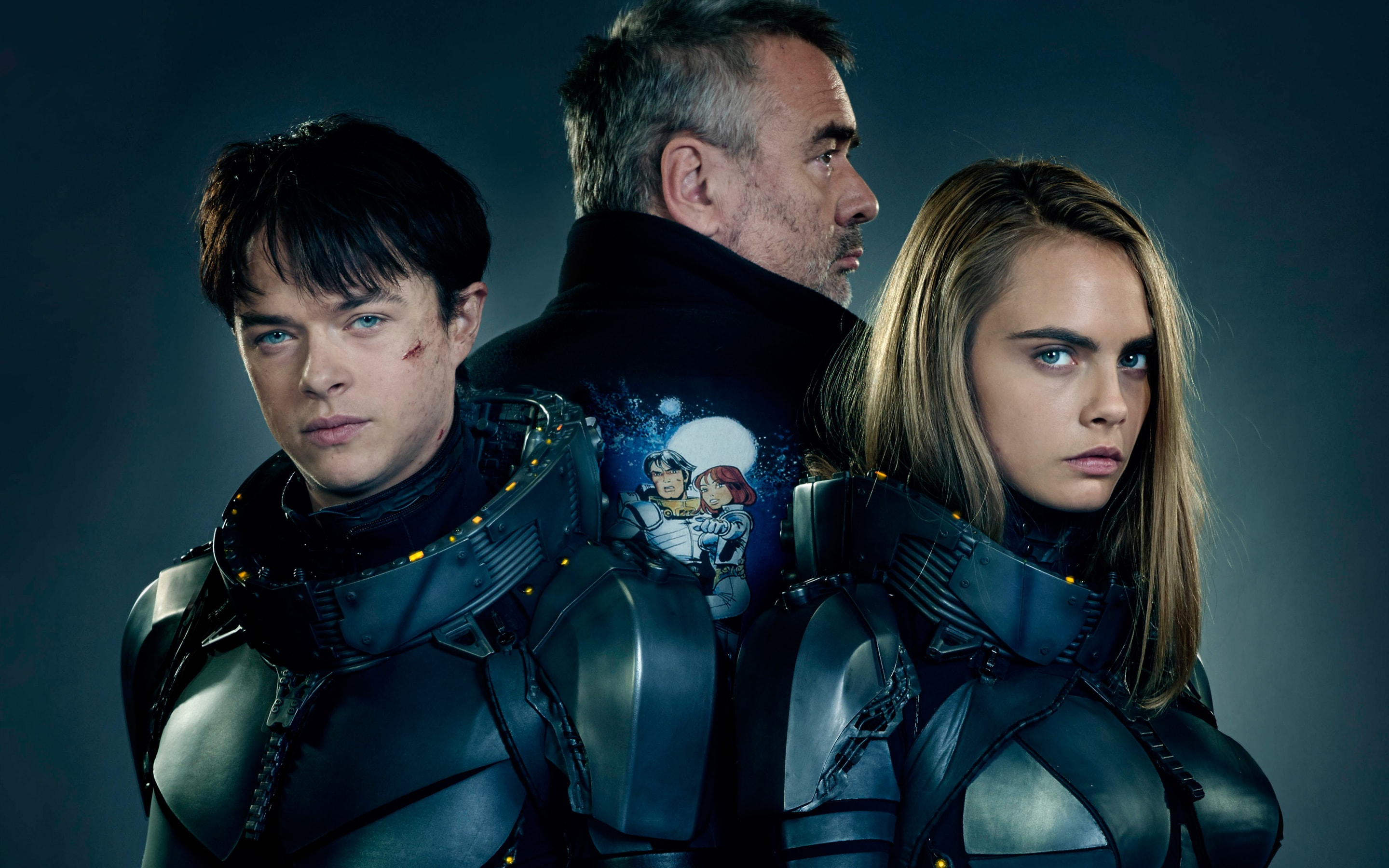 Valerian and the City of a Thousand Planets Wallpapers