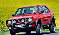 Volkswagen Golf Country Wallpapers