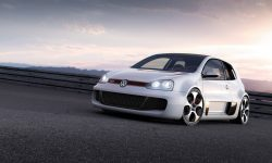 Volkswagen Golf GTI W12-650 Concept Wallpapers