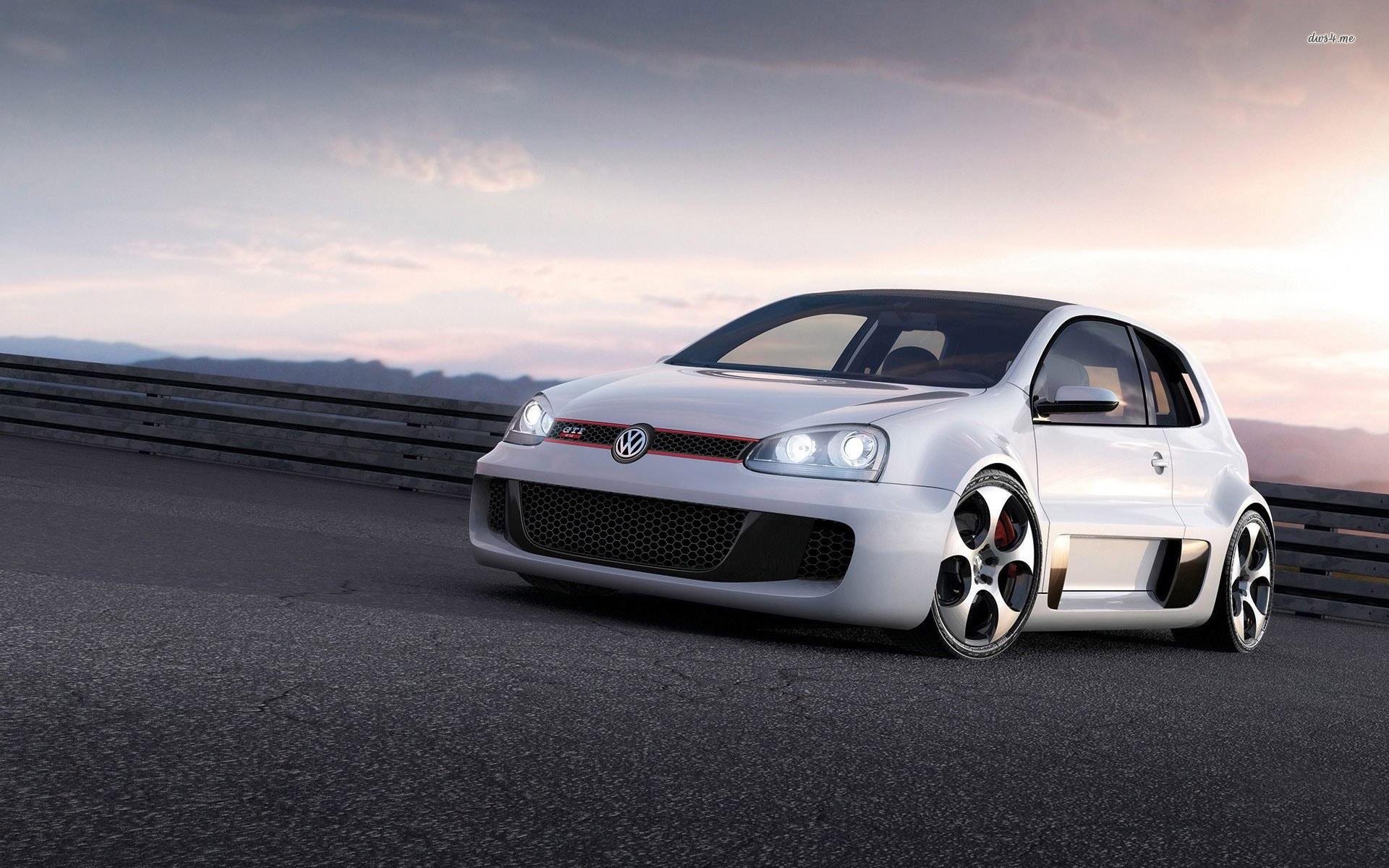 Volkswagen Golf GTI W12-650 Concept Wallpapers