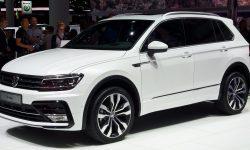 Volkswagen Tiguan 2 Wallpapers