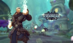 WOW: Archmage Khadgar Wallpapers