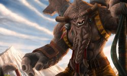 WOW: Baine Bloodhoof Wallpapers