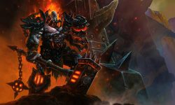 WOW: Blackhand widescreen wallpapers