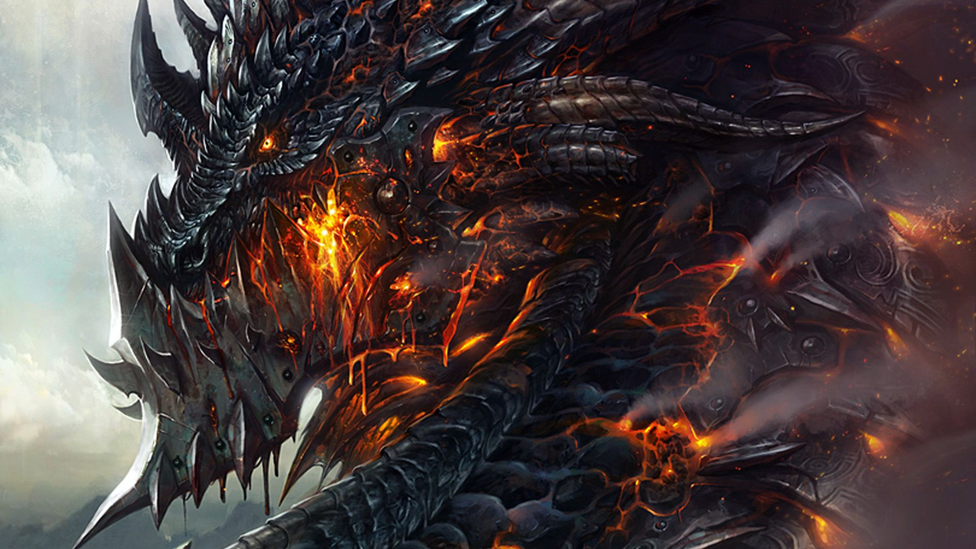 WOW: Deathwing Wallpapers