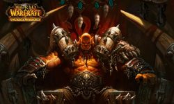 WOW: Garrosh Hellscream Wallpapers