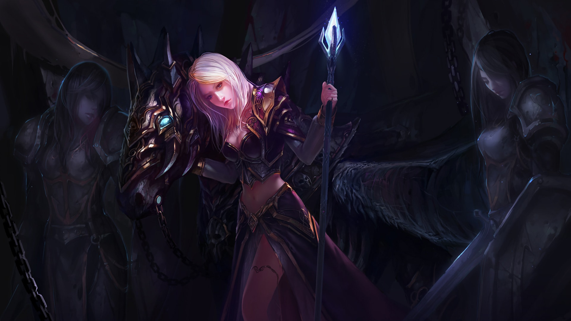 WOW: Jaina Proudmoore Wallpapers