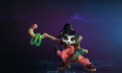 WOW: Li Li Stormstout widescreen wallpapers