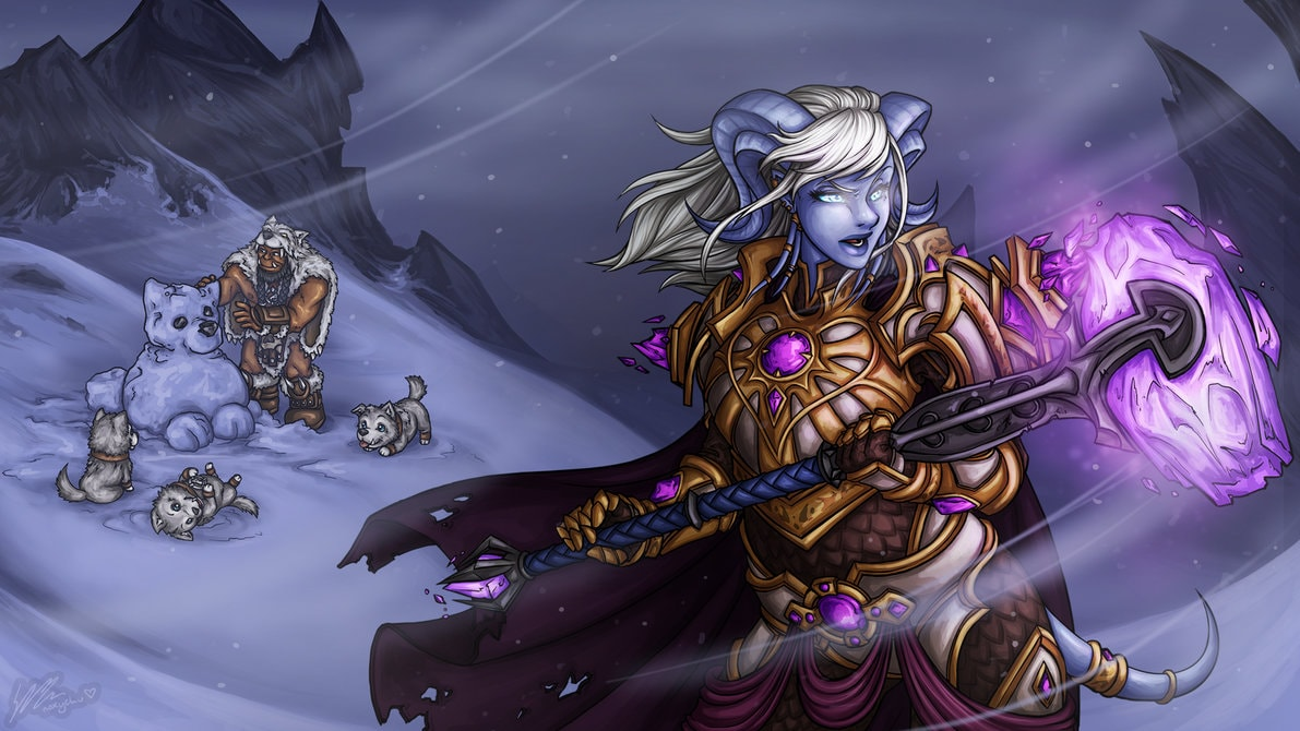 WOW: Yrel Wallpapers