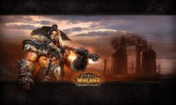 WOW: Grommash Hellscream widescreen wallpapers