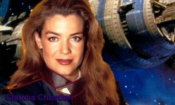 Claudia Christian wallpaper for mobile