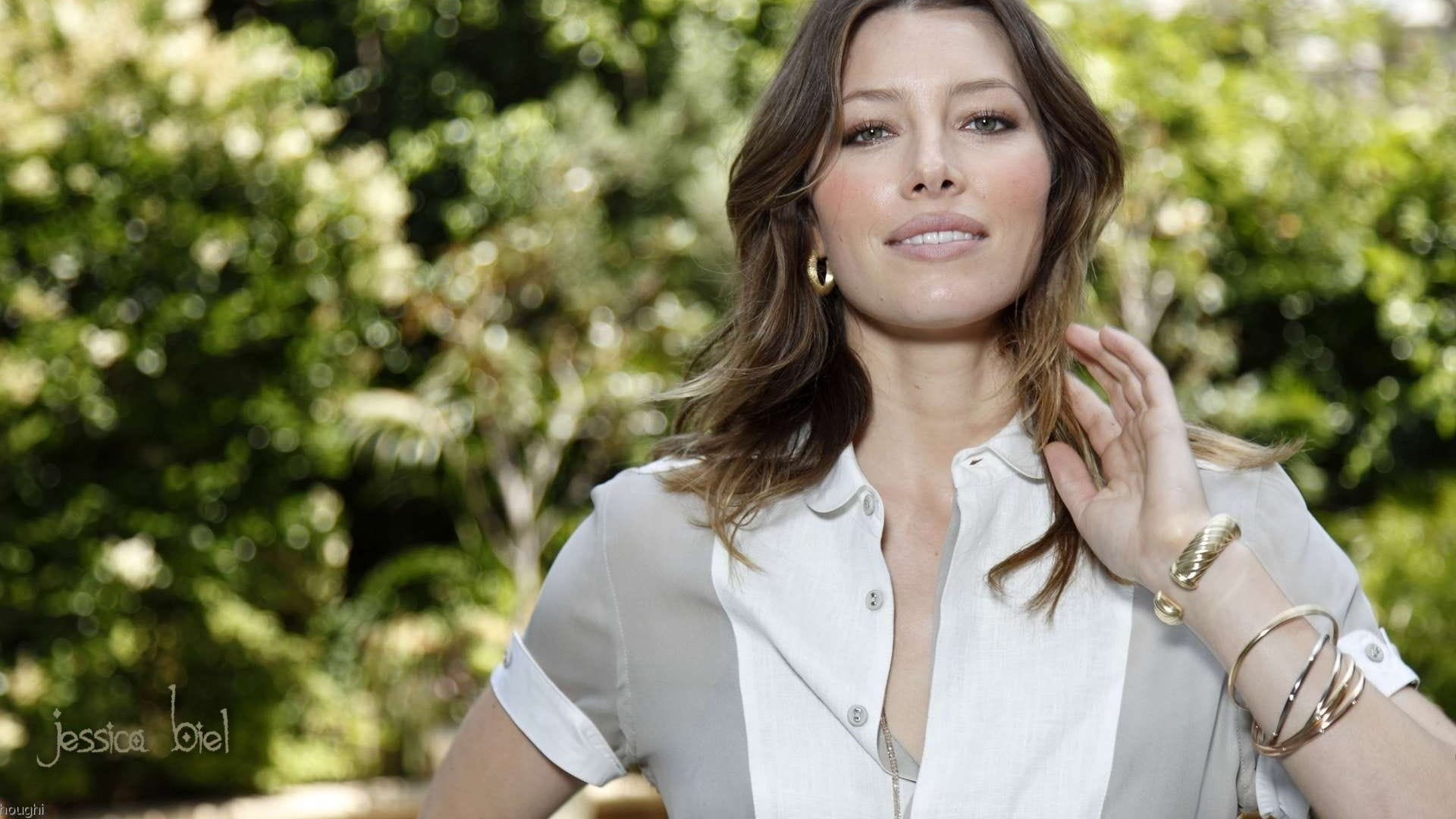 Jessica Biel full hd wallpapers
