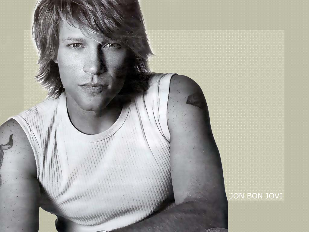 Jon Bon Jovi full hd wallpapers