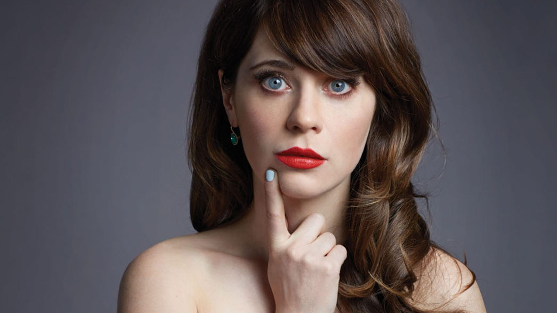 Zooey Deschanel HD pictures