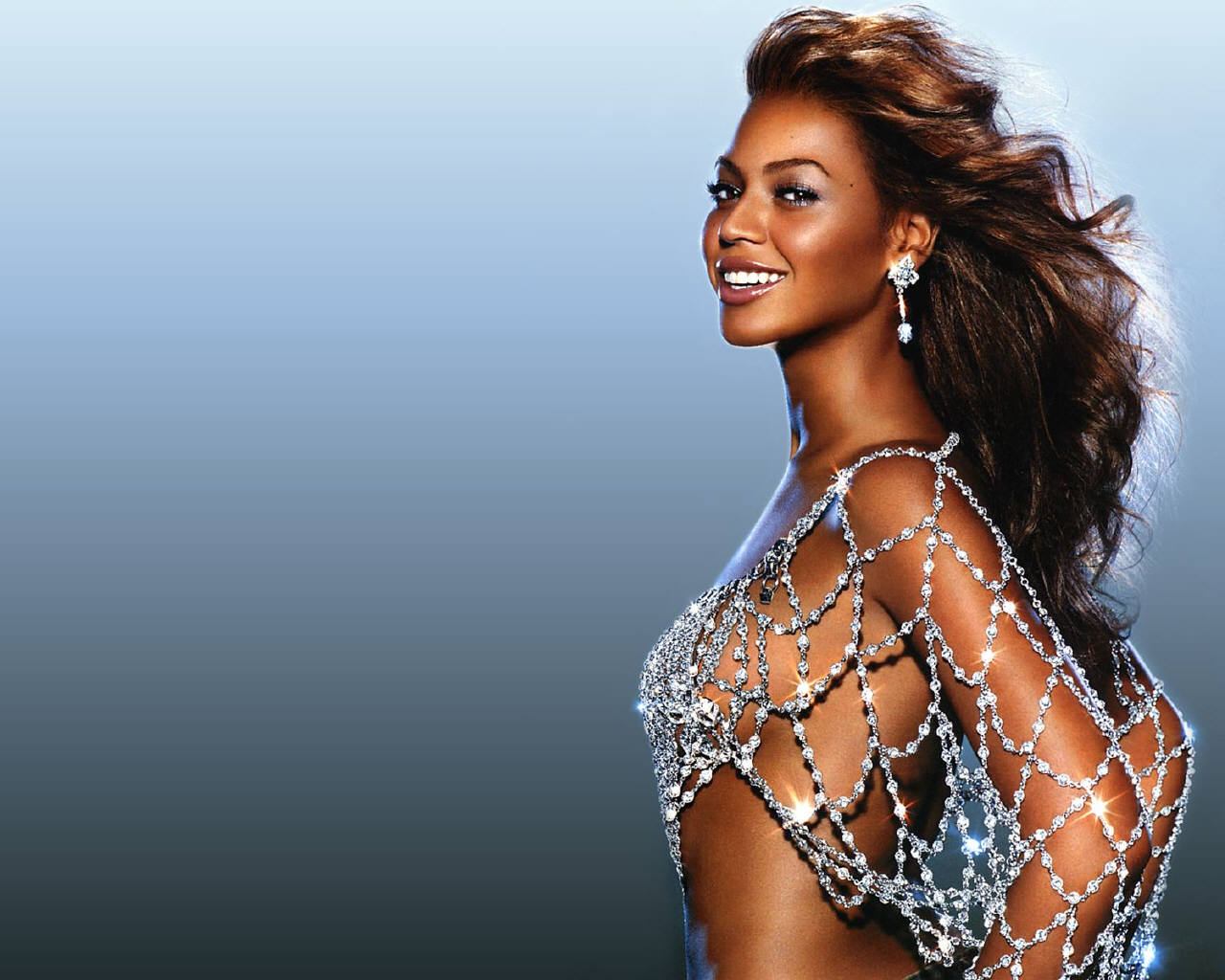 Beyonce Knowles widescreen wallpapers