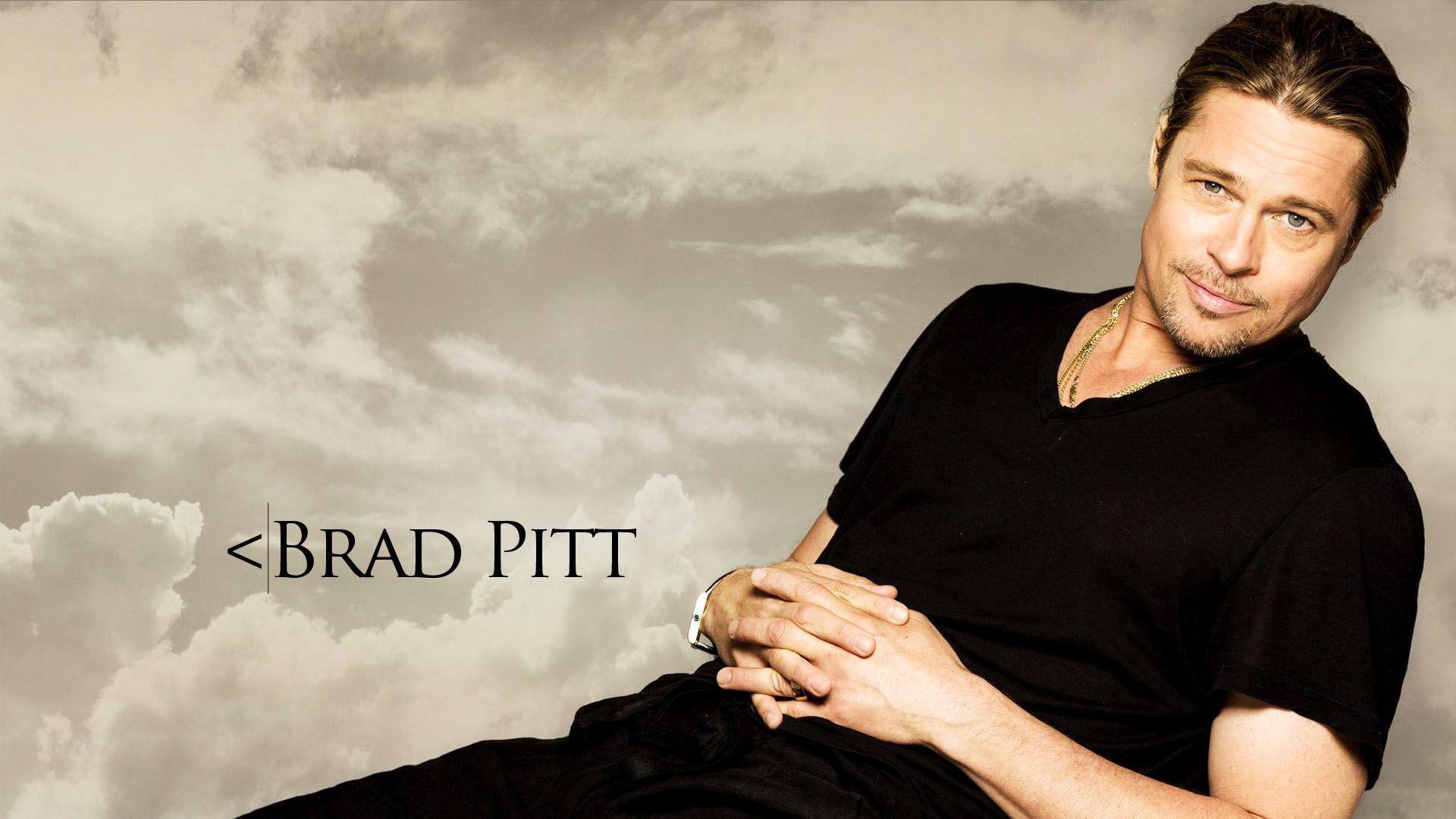 Brad Pitt widescreen wallpapers