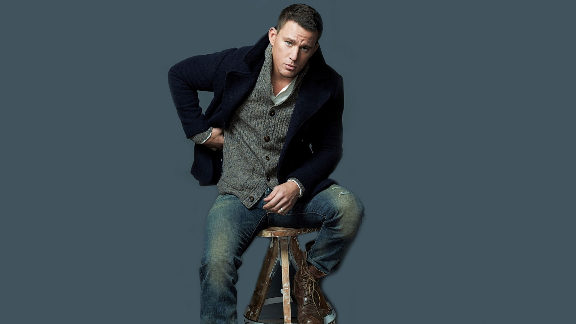 Channing Tatum widescreen wallpapers