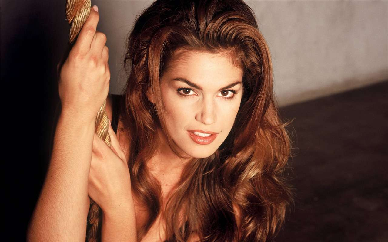 Cindy Crawford widescreen wallpapers