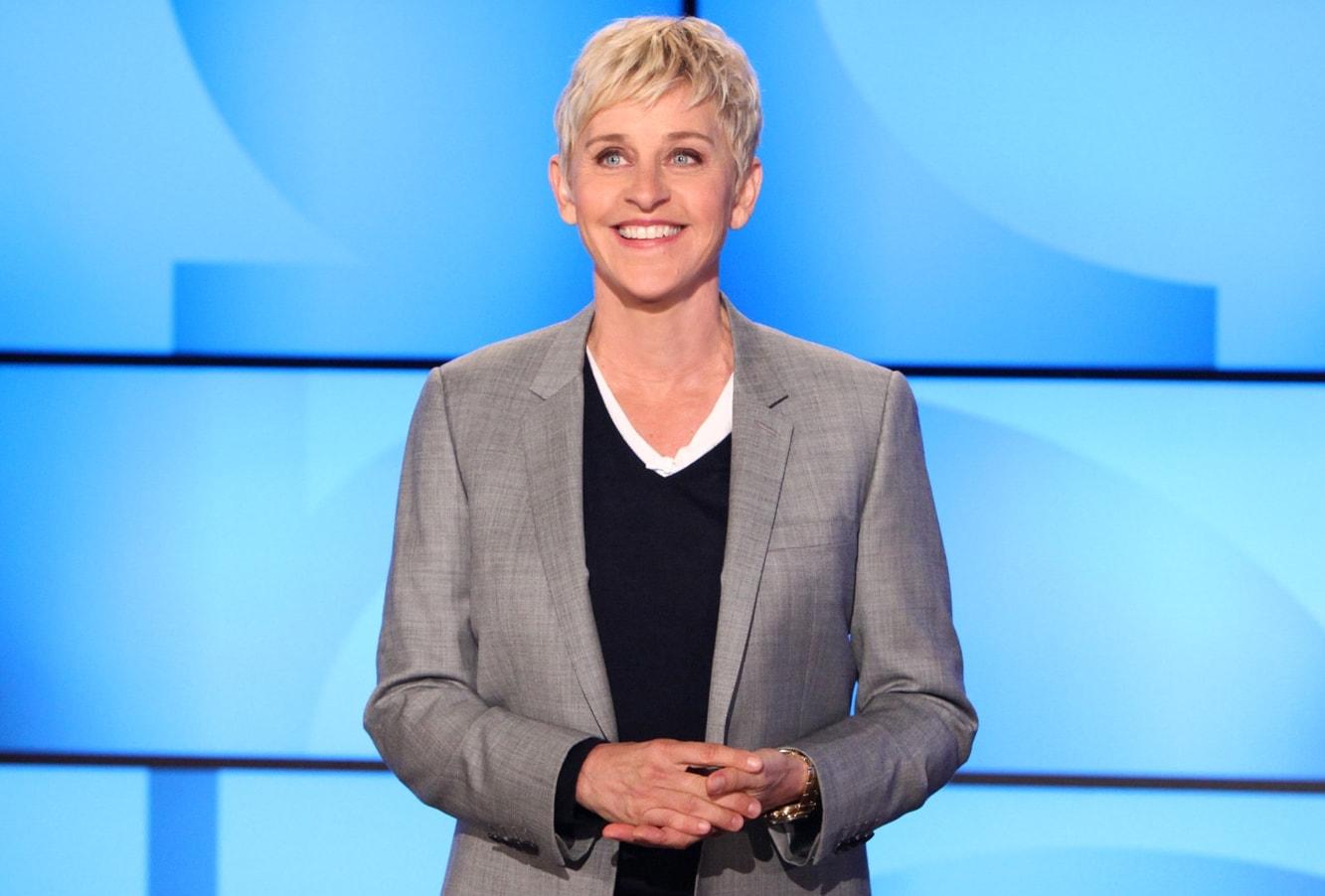Ellen Degeneres widescreen wallpapers