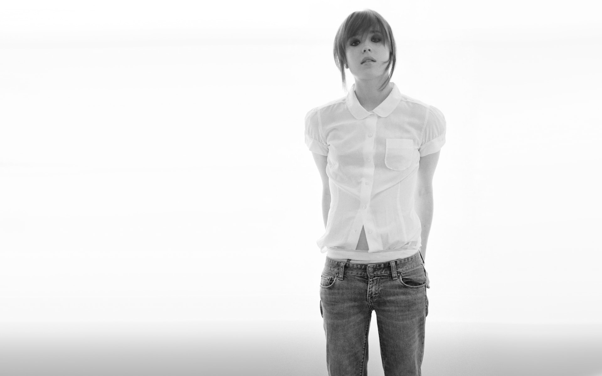 Ellen Page widescreen wallpapers
